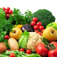 Natural Fruit & Vegetables