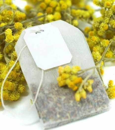 Chamomile Tea Bag