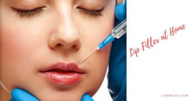 Lip Filler at home